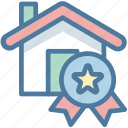 agreement, best, contract, property, rent icon