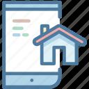 choose, mobile, online, property