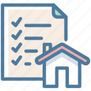 contract, document, extension, property icon