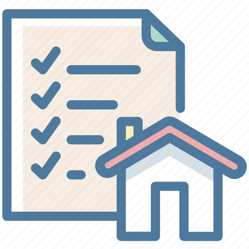 Contract, document, extension, property icon - Download on Iconfinder