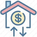 home, investment, loan, mortgage