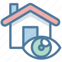 house, property, search, view