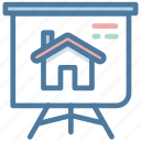 growth, house, market, price icon