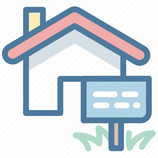 for sale, house, label, price, rent, sale icon