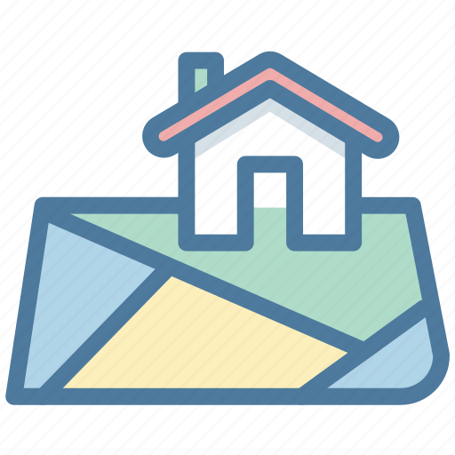 Address, home, location, map, property icon - Download on Iconfinder