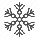 snow, snowflake, cold, star, winter, decoration, weather