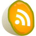 feed, melon, rss icon