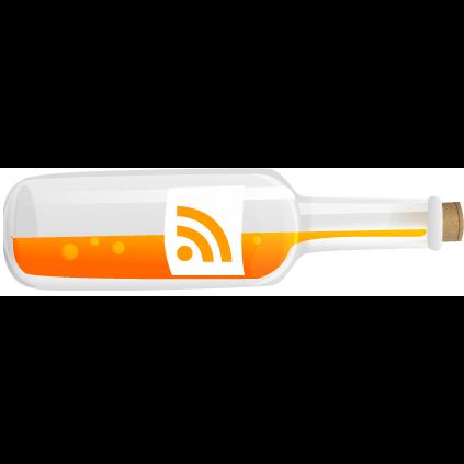 bottle, side icon