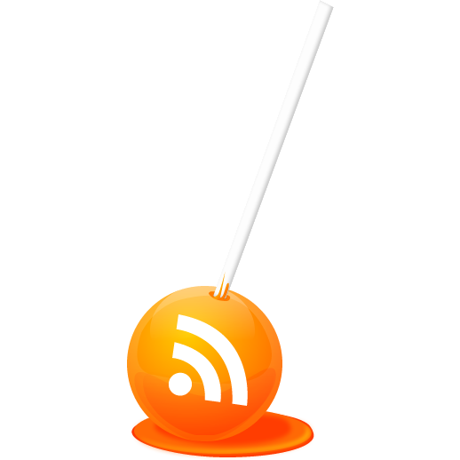 feed, rss, sucker icon