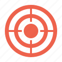 achievement, aim, archery, aspirations, bullseye, business goal, center, circle, dartboard, darts, efficiency, goal, kill, mark, market, marketing, purpose, shoot, success, target, targeting icon
