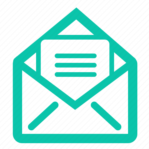 email, inbox, newsletter, subscription icon