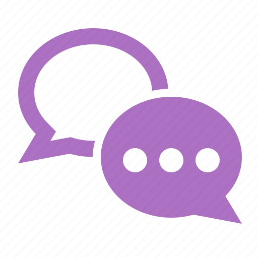 Comment, discussion, chat icon - Download on Iconfinder