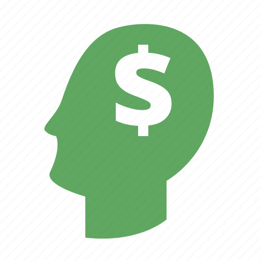 budget, budget planning, business, cash, dollar, earnings, economy, finance, financial, head, human, idea, income, investment, investor, male, man, management, money, payment, person, profile, profit, silhouette, thinking, thought icon