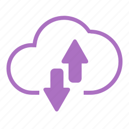 arrow, arrows, cloud, cloud computing, cloudy, connection, down, download, downloads, file sharing, host, hosting, icloud, internet, internet marketing, loading, marketing, network, seo, service, share, sharing, social, social media, storage, up, upload icon