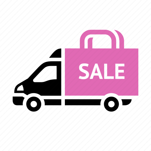 dilivery track, discount, sale, shop, transport icon