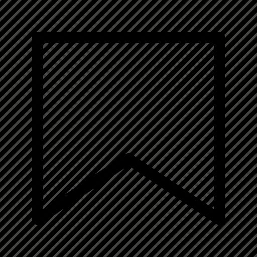 Bookmark, favorite, like, star, book, mark, list icon - Download on Iconfinder