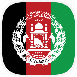 af, afghanistan, flag icon