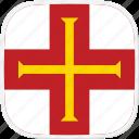 gg, flag, guernsey