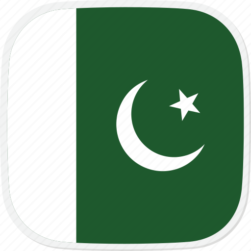 flag, pakistan, pk icon
