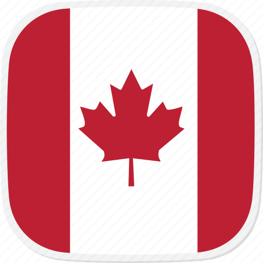 ca, canada, flag icon