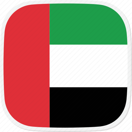 ae, arab, emirates, flag, uae, united icon