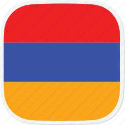 am, armenia, flag icon