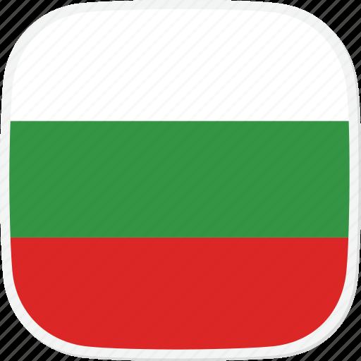 bg, bulgaria, flag icon