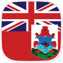 bermuda, bm, flag icon