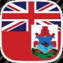 bm, flag, bermuda