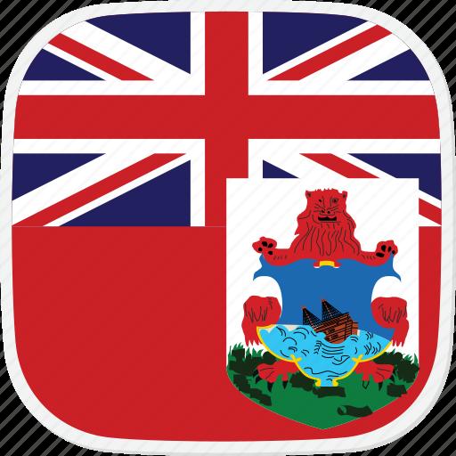 bermuda, bm, flag icon