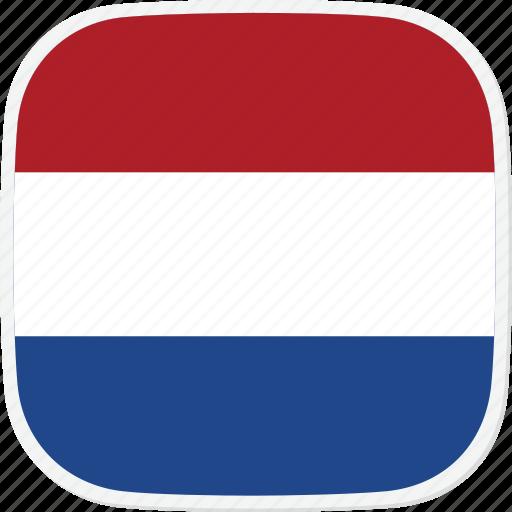 bonaire, bq, flag icon