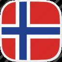 bouvet, bv, flag, island