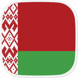 belarus, by, flag icon