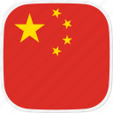 china, cn, flag icon
