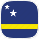 curacao, cw, flag icon