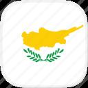 cy, cyprus, flag