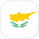 cy, cyprus, flag icon