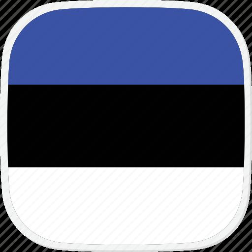 ee, estonia, flag icon