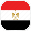 eg, egypt, flag icon