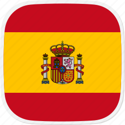 es, flag, spain icon