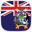 flag, georgia, gs, islands, sandwich, south icon