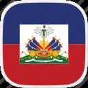 flag, haiti, ht icon