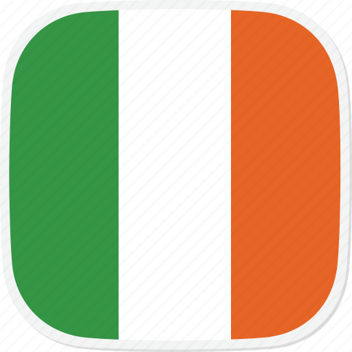 flag, ie, ireland icon