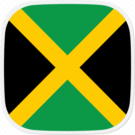 flag, jamaica, jm icon