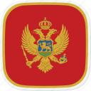 me, flag, montenegro