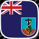 flag, montserrat, ms icon