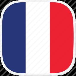 caledonia, flag, nc, new icon