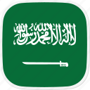 arabia, flag, sa, saudi icon