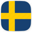 flag, se, sweden icon
