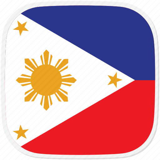 flag, ph, philippines icon